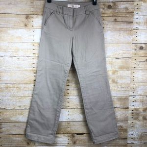 J Crew Chino Classic Fit Pants size 4